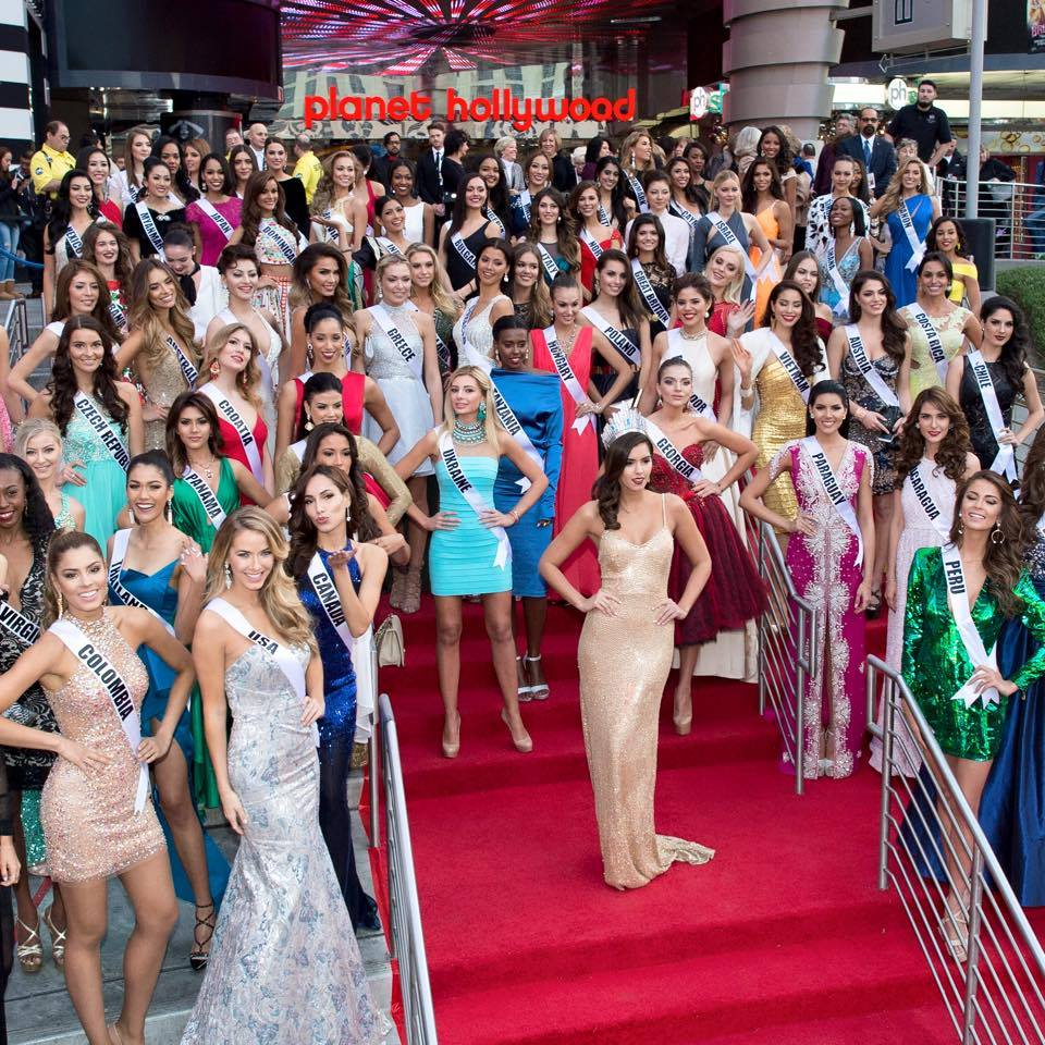 Miss Universe 2015 Predictions – Oscar Sabha Blog